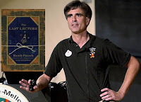 This is Randy Pausch.
