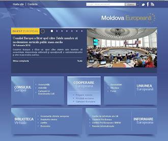 Portalul Moldova Europeana:
