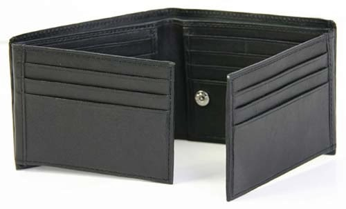 Leather Wallets Valentines Day gift ideas for him