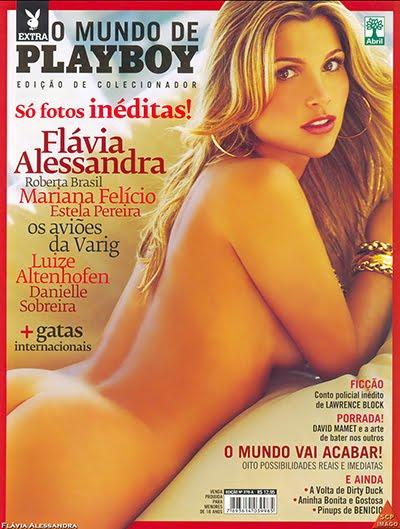 O Mundo de Playboy [vol.04] peladas
