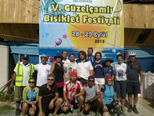 2013/09/29 (Güzelçamlı Bisiklet Festivalı 2.Gün)