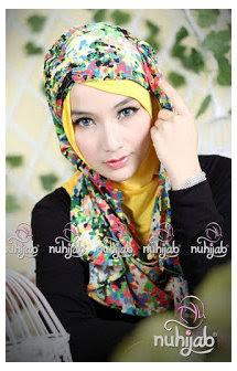 Koleksi Hijab Modern Trendy Masa Kini