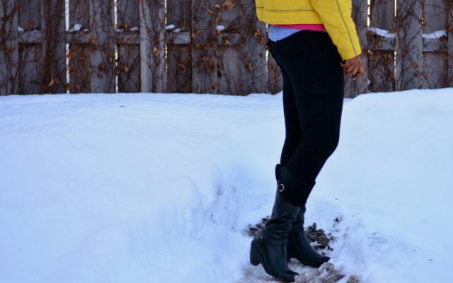 sahm style retro ski jacket