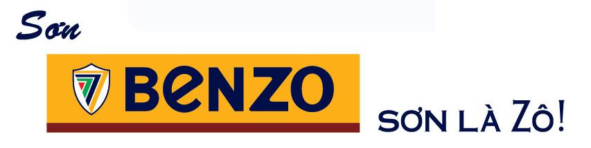 Sơn dầu Alkyd Benzo chính hãng ở TPHCM