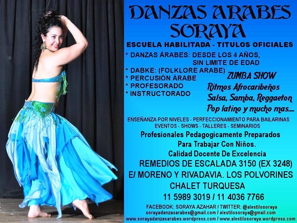 Estudio Profesional De Danzas Soraya