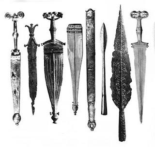 Espadas Europeas