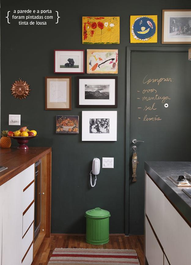 detalhes da decoração do apartamento da blogueira Rita Lobo