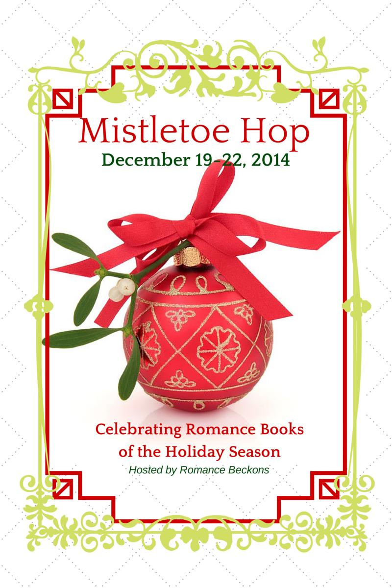 Mistletoe Blog Hop starting DEC 19