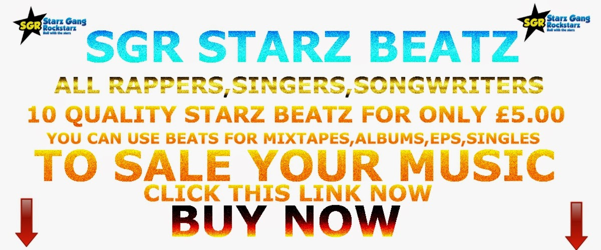 BUY 10 STARZ BEATS FOR £5.00
