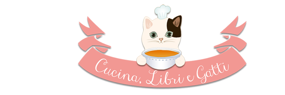 Cucina libri e gatti