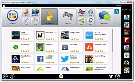 BlueStacks HD App Player - Android Emulator