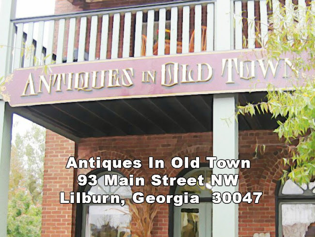 ANTIQUES IN OLD TOWN