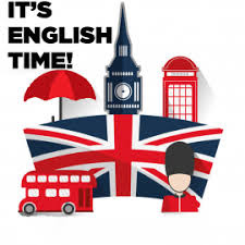 It's english time