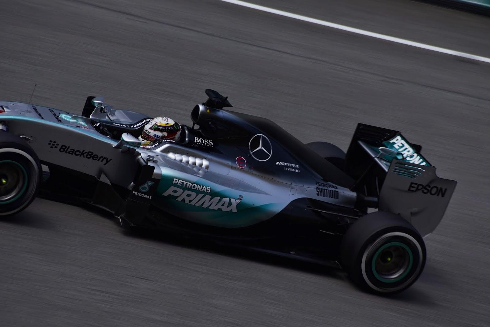 Malaysia Formula 1