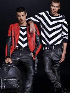 hm and balmain