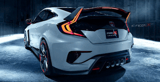 Tetapi gambar yang disebarkan lewat website dari beberapa pengagum Honda Civic yang bernama Civic X ini menimbulkan spekulatif dari body kit yang dipakai pada Civic Jenis R teranyar