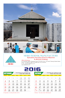 Cetak Kalender Bekasi