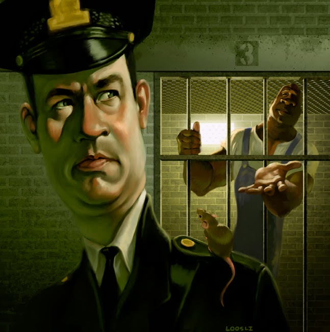 what is the theme of the green mile
