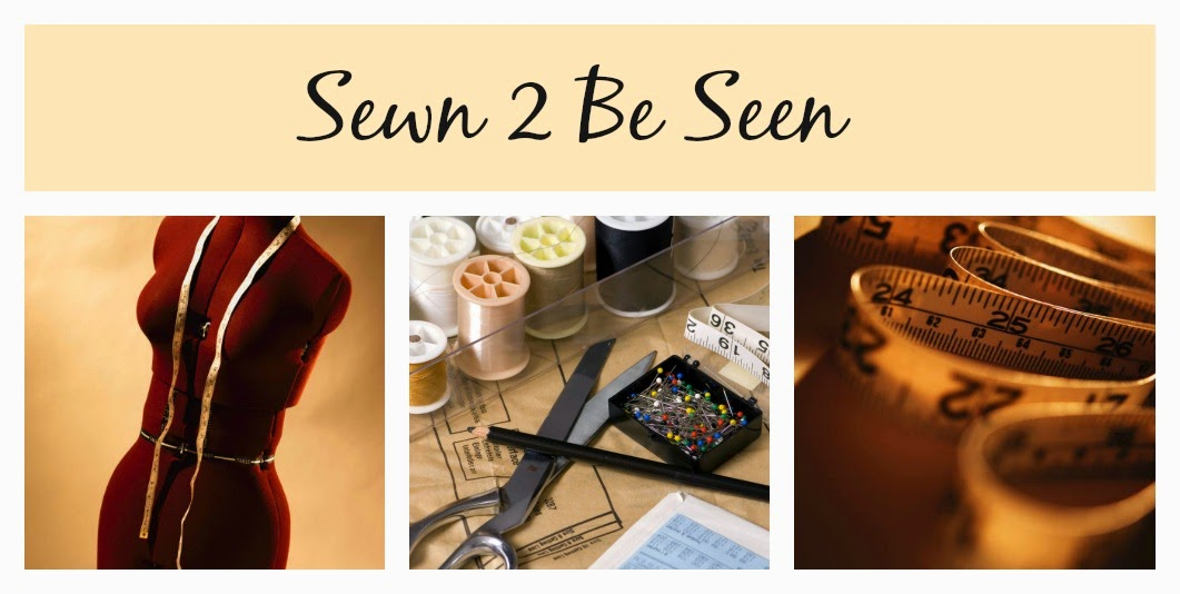 Sewn 2 Be Seen