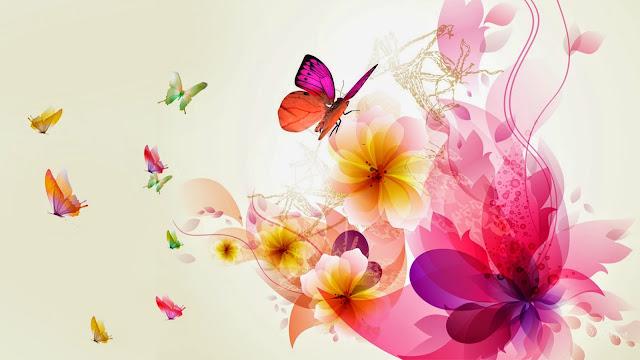 Butterflies Abstract HD Wallpaperz sderfg