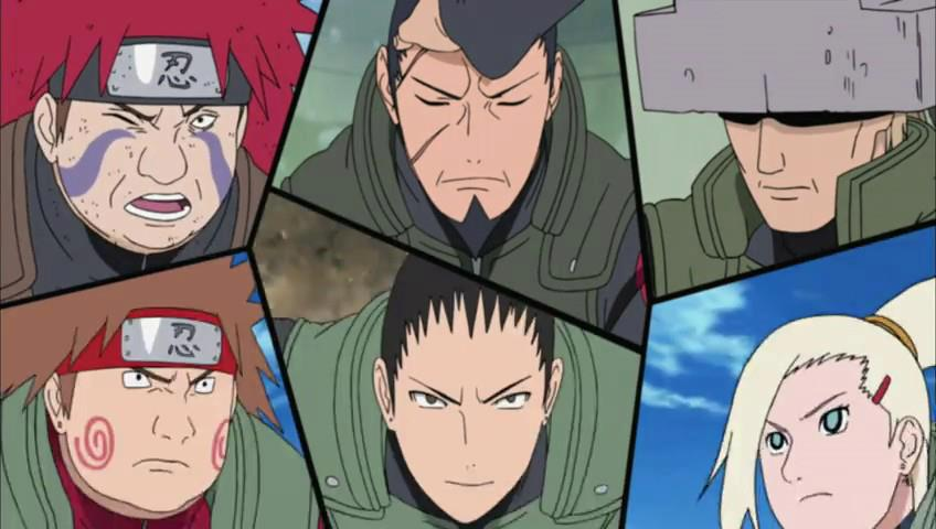 Naruto Shippuden: Episodio 435 Sub Ita , Ordine di