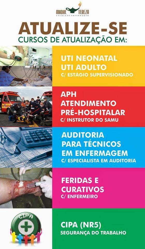 Preço curso tecnico enfermagem