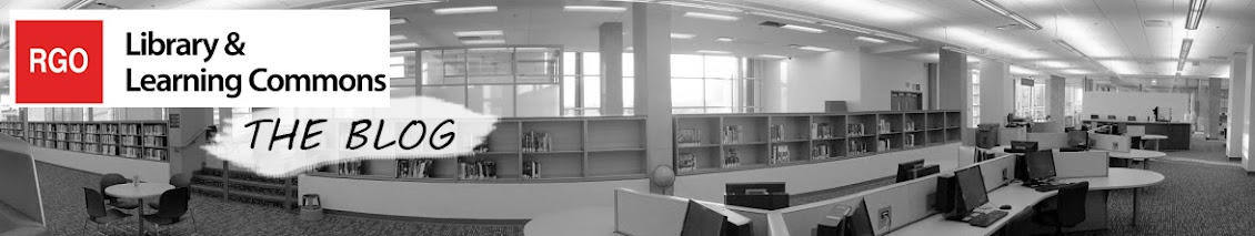 RGO Library & Learning Commons