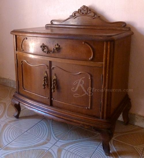 Retroalmacen antig edades vintage y decoraci n - Mesillas antiguas ...