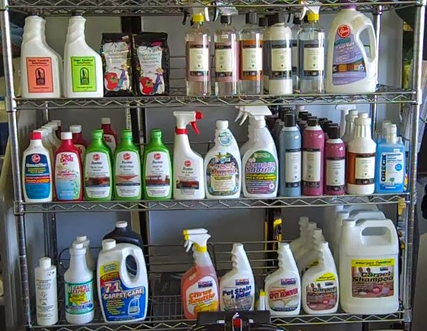 General Kitchen Cleaning Products And Chemicals Home