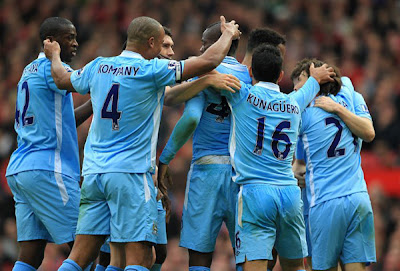 Manchester United 1 - 6 Manchester City (2)