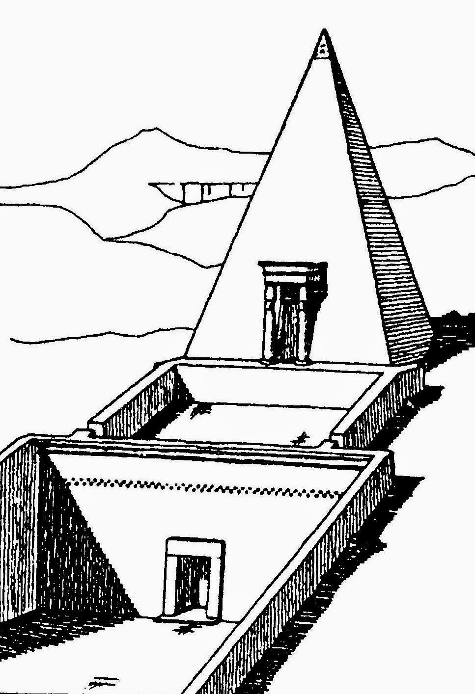 Deir el-Medina worker's tomb