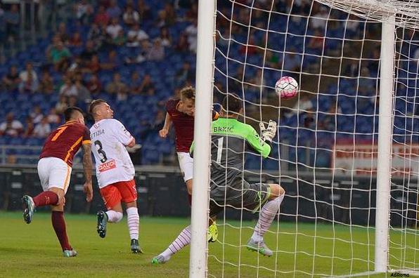 Hasil Pertandingan AS Roma 5-1 Carpi Tadi Malam, Serie A MD6!
