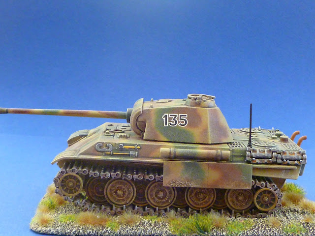 Char Panther Ausf.G de Solido 3