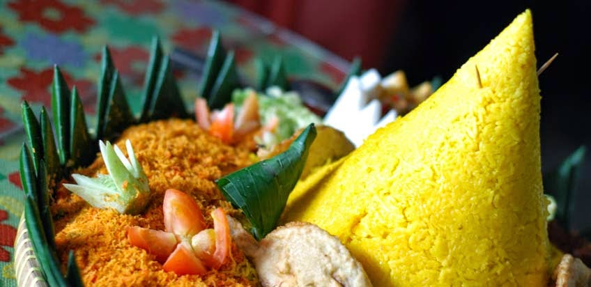 Resep Masakan Indonesia, Nasi Kuning
