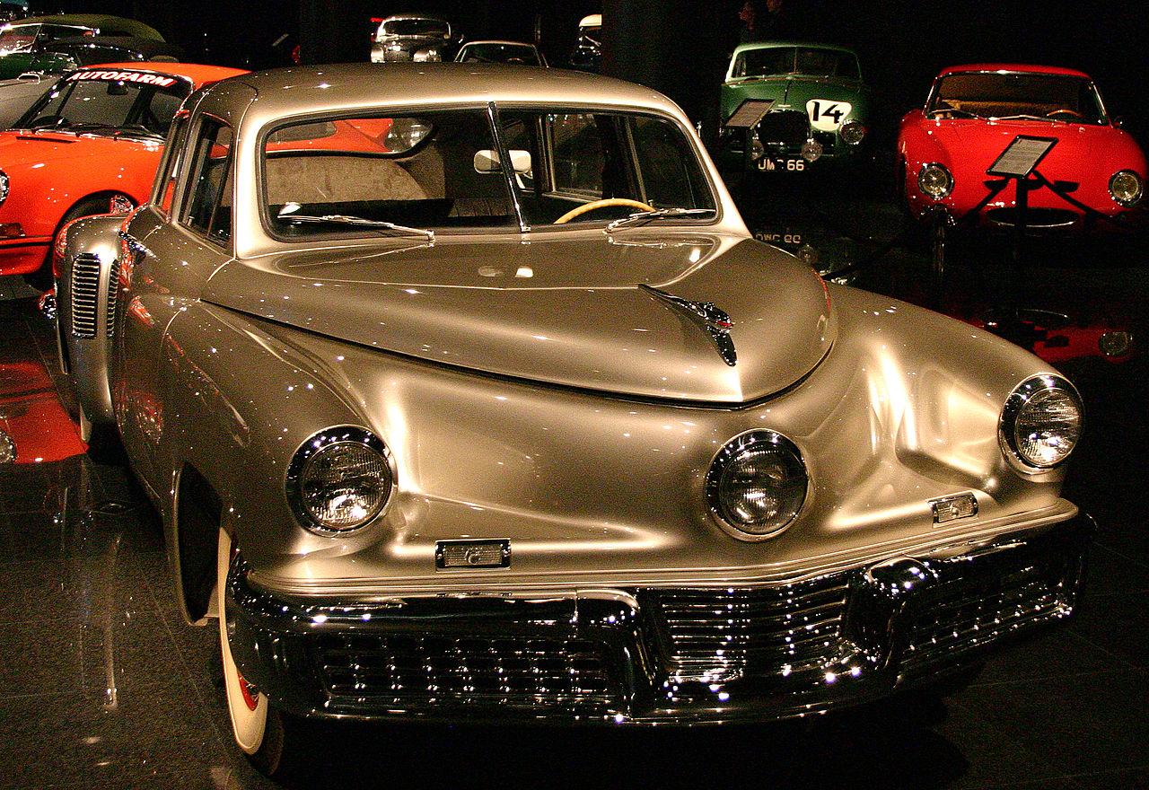 Brady\'s Lorain County Nostalgia: Lorain\'s Tucker Automobile Dealership
