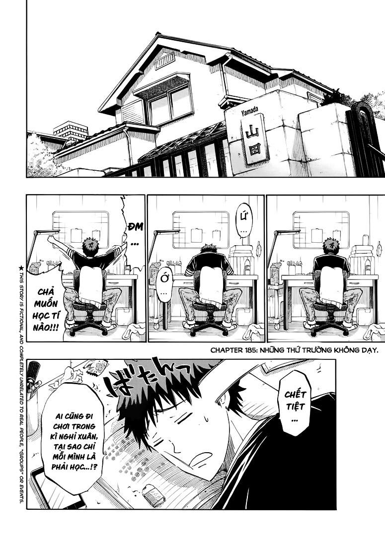 Yamada-kun to 7-nin no majo chap 185 Trang 4 - Mangak.info