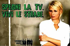 SPEGNI LA TV, VIVI LE STRADE!