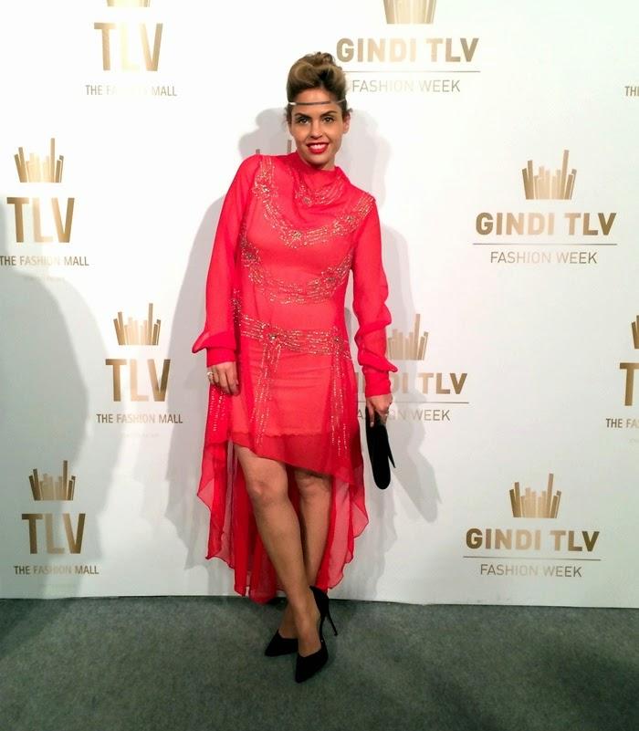 בלוג אופנה Vered'Style שבוע האופנה גינדי תל אביב, היום האחרון