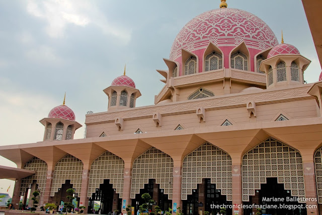 Pink Mosque putrajaya