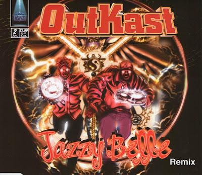OutKast – Jazzy Belle (CDS) (Remix) (1997) (192 kbps)