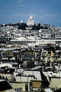 Tempat Wisata Di Paris - Montmartre