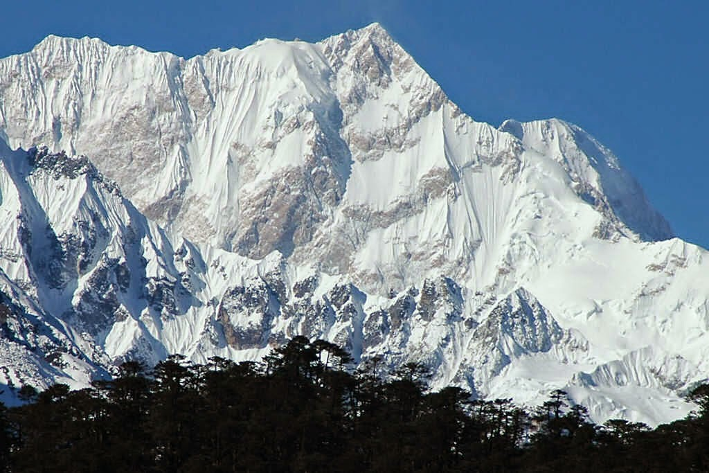 Kangchenjunga Mountain