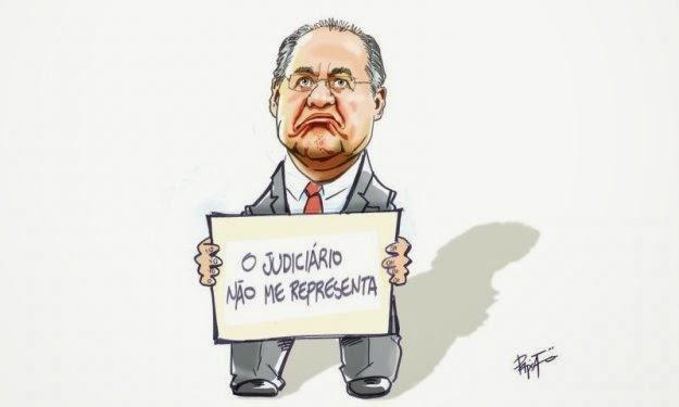 A Lista do Janot acusa patriotas de reputação ilibada com Renan Calheiros, Roseana Sarney e outros