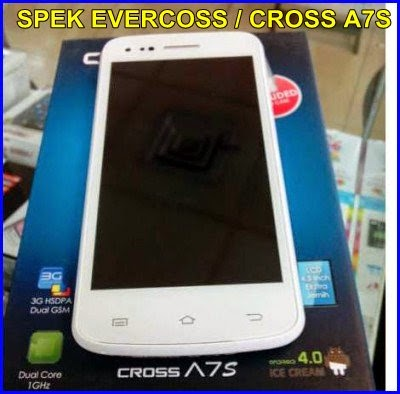 SPEK CROSS A7S