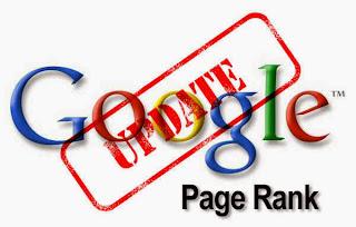 Hadiah di Google Update Pagerank Terbaru Desember 2013