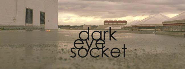 dark eye socket