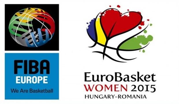 BALONCESTO - EuroBasket femenino 2015 (Hungría-Rumanía)