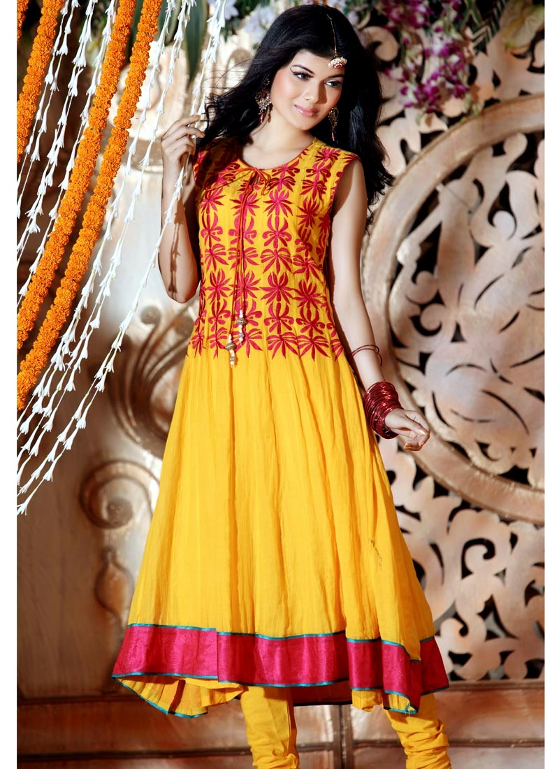 Dresses | Indian Anarkali Style Dresses | 2012 Anarkali Dresses