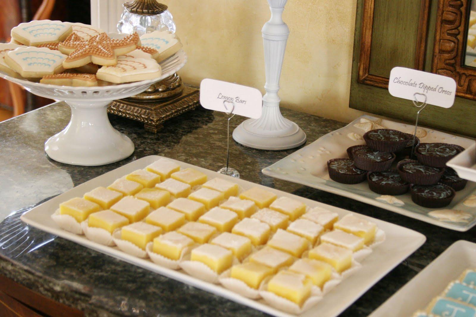 beach wedding cake and dessert table glorious treats. Black Bedroom Furniture Sets. Home Design Ideas