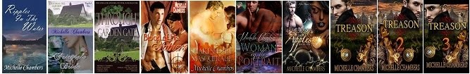 Michelle Chambers (Interracial) Romance- Contemporary, Historical, Fantasy